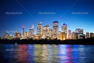 Сидней синий фонд