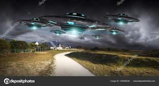 космические тарелки НЛО