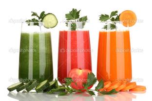 сок из свежих овощей