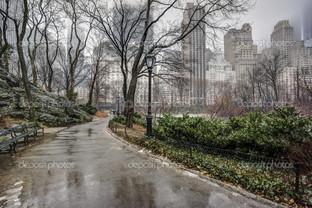 Центральный парк Нью-Йорк