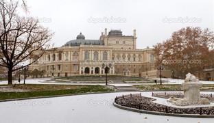 Одесса здание оперы и балета театр