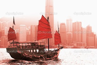 Виктория Харбор Гонгконг