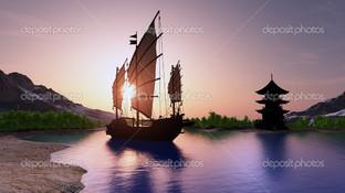 рыболовецкий корабль восток