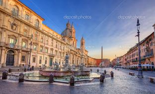 архитектуры в Риме