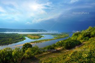 водные равнины