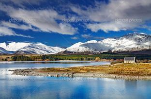 красивая панорама север