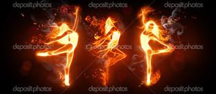 трио огня
