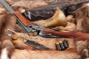 предметы охоты